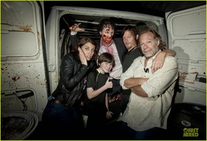 Walking Dead halloween Horror