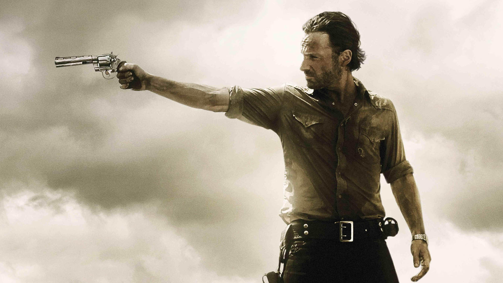 Rick From TWD