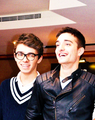 Nathan and Tom - the-wanted photo