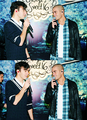 Max George en Nathan Sykes - the-wanted photo