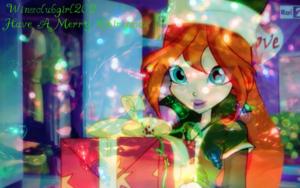 Merry krisimasi Winxclubgirl202