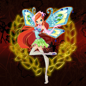 Winx Enchantix Princess (Bloom)