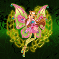 Winx Enchantix Princess (Flora)