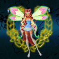 Winx Enchantix Princess (Layla) - the-winx-club fan art