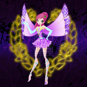 Winx Enchantix Princess (Tecna)