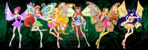 Winx Enchantix Princess