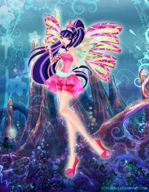 Winx Sirenix Princess (Musa)
