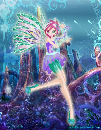 the winx club images winx sirenix princess tecna hd