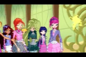 The Winx and Selina