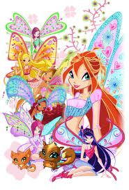 The Winx Friends