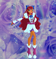 PreCure Layla - the-winx-club fan art