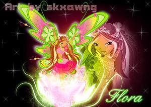 winxclub flora