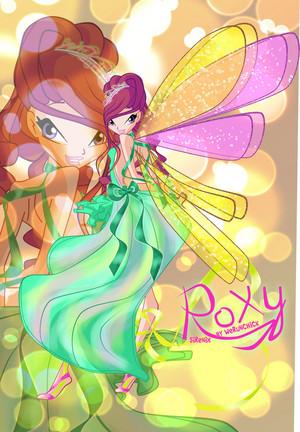 Roxy sirenix