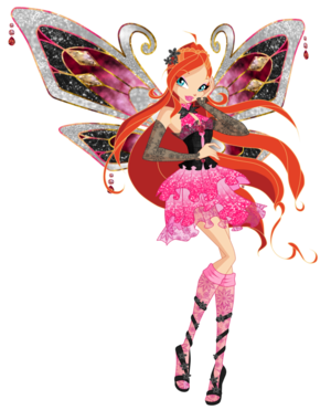 Bloom ~ Pink Enchantix