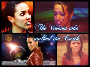 The women who walked the earth