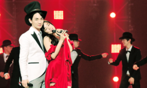 Tiffany with Key