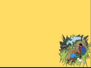 Tintin-Patung Belah