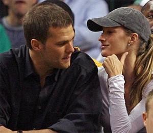 <3 Tom and Gisele