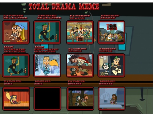 Total Drama Island wallpaper called My Total Drama Controversy Meme