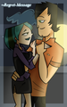 Dance with me - total-drama-island fan art