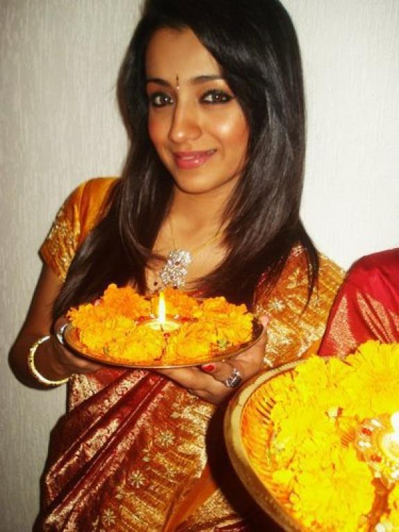 Trisha Krishnan Images Trisha Hot Hd Wallpaper And Background Photos