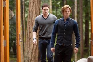 Emmett and Jasper