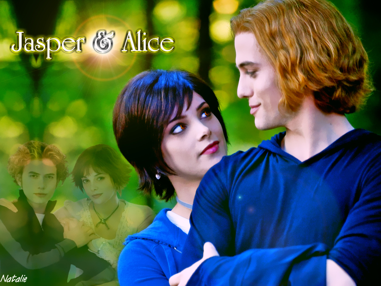 twilight 4ever images jasper and alice hd wallpaper and background
