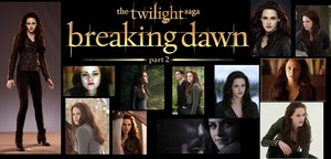 Bella Cullen Breaking Dawn part 2