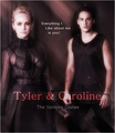 Tyler & Caroline - the-vampire-diaries fan art