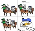 Uncle Dolan, toast is stuck! - uncle-dolan photo
