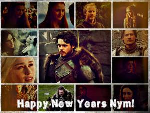 Nym♥ Happy New Year!