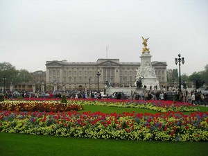 United Kingdom - Buckingham Palace