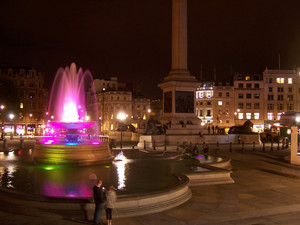 United Kingdom - Trafalgar Square