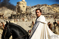 Christian Bale as Moses in Exodus