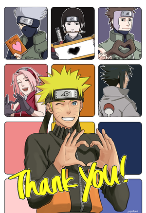 Thank You (Naruto)