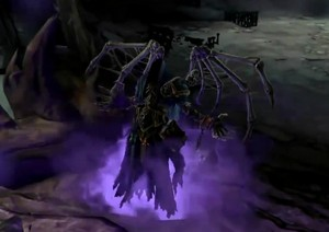 Death's Reaper Form