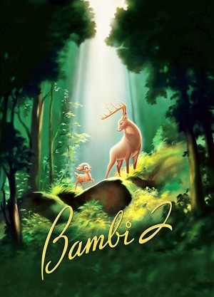 Walt डिज़्नी Posters - Bambi 2