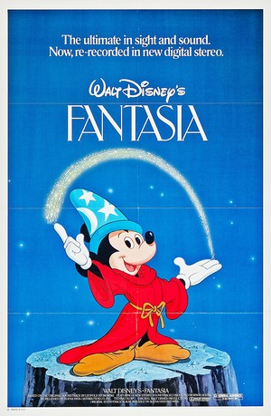 Walt डिज़्नी Posters - Fantasia