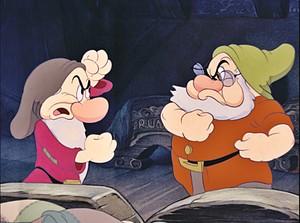 Walt disney Screencaps - Grumpy & Doc