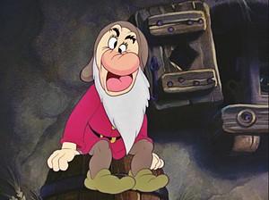 Walt ডিজনি Screencaps - Grumpy