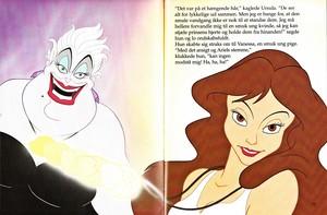 Walt disney Book gambar - Ursula & Vanessa