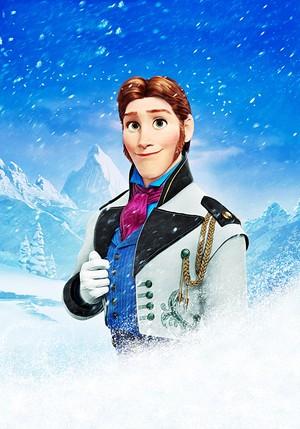 Walt Disney Posters - Prince Hans Westerguard