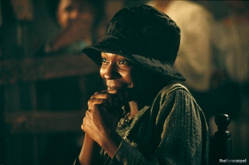Whoopi Goldberg wallpaper probably with a concert entitled The Color Purple