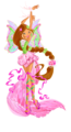 Harmonix     - winx-club-flora photo
