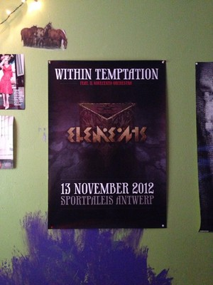 within temptation - poster