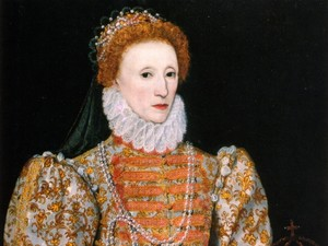 皇后乐队 Elizabeth I