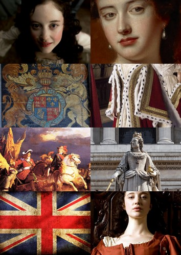 Women in History wallpaper possibly with a stained glass window called Queen Anne of Great Britain