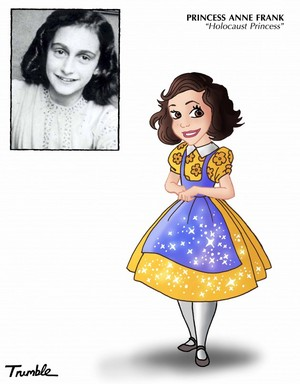 Anne Frank - Holocaust Princess