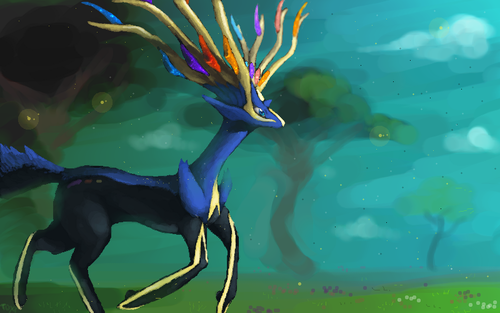 Xerneas, Yveltal, and Zygarde images X HD wallpaper and ... Xerneas Yveltal Zygarde Wallpaper