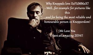 Kneppals wish あなた something <3